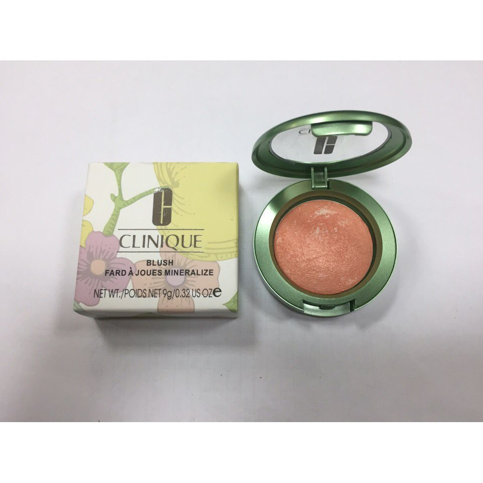 Румяна Clinique Blush Fard A Joues Mineralize 01