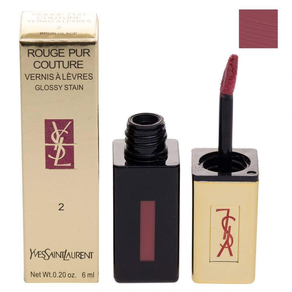Блеск для губ Yves Saint Laurent Rouge Pur Couture 03 [6656]