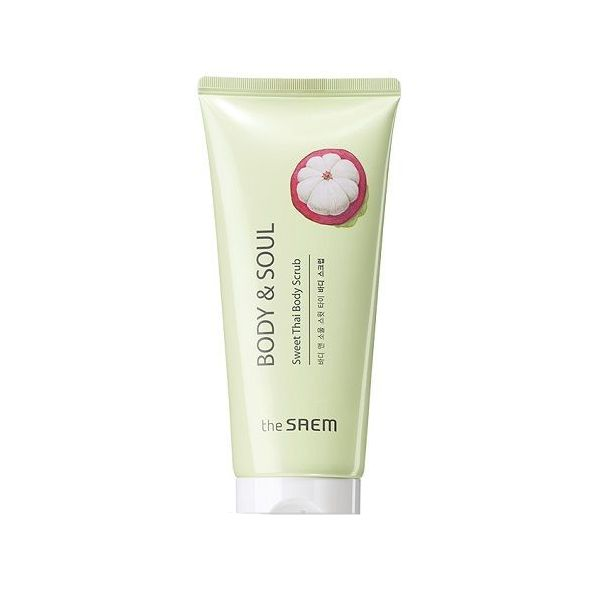 Скраб для тела The Saem Body & Soul Sweet Thai Body Scrub 200ml