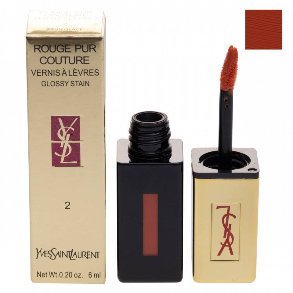 Блеск для губ Yves Saint Laurent Rouge Pur Couture 04 [6657]
