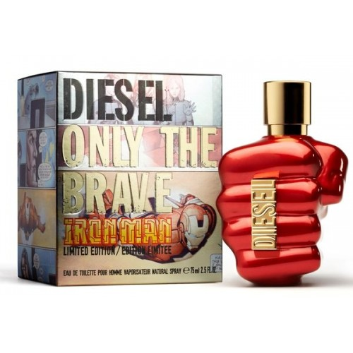 Diesel Only The Brave Iron Man [5849]