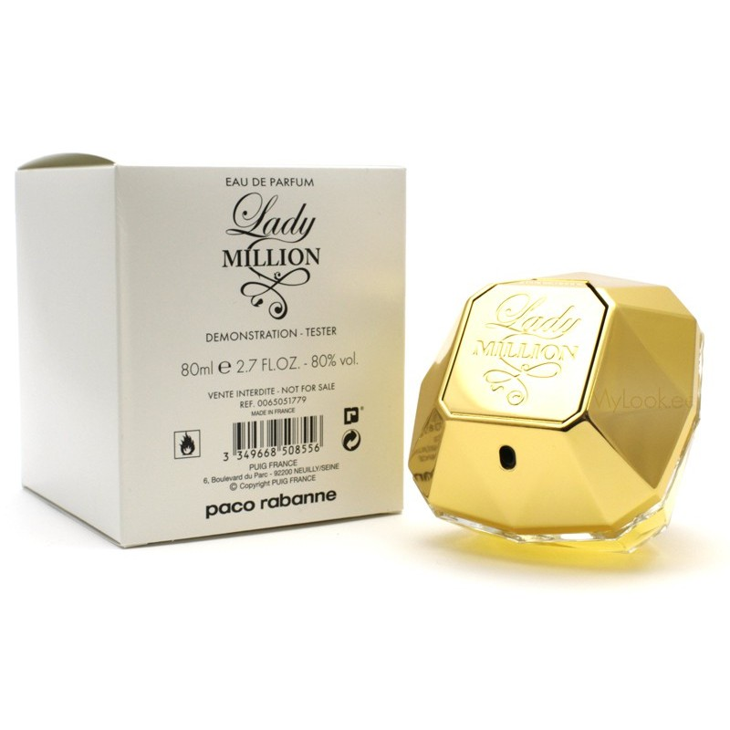 Tester Paco Rabanne Lady Million [5596]