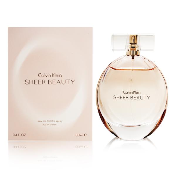 Calvin Klein Sheer Beauty [5922]