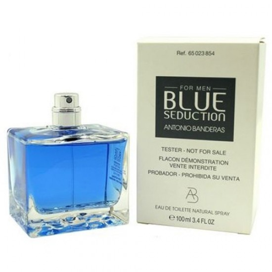 Tester Antonio Banderas Blue Seduction for Men [7043]