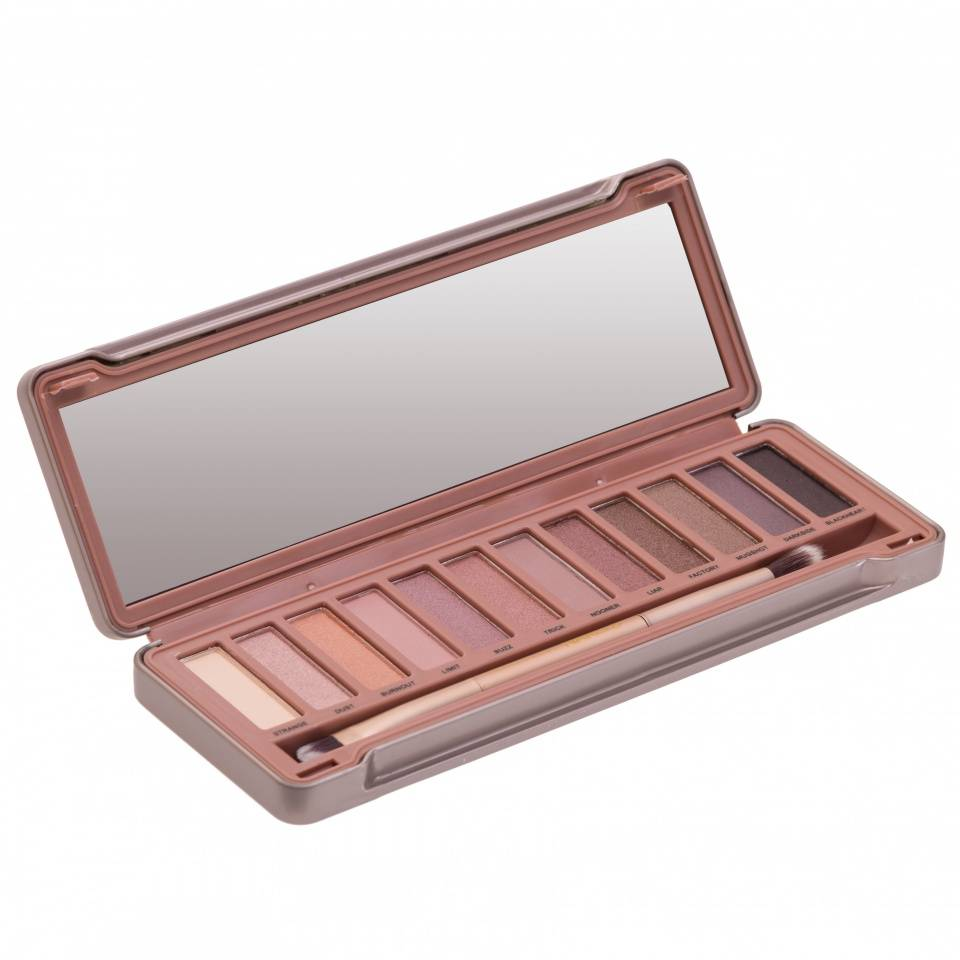 Палитра теней Urban Decay Naked 3 [5144]