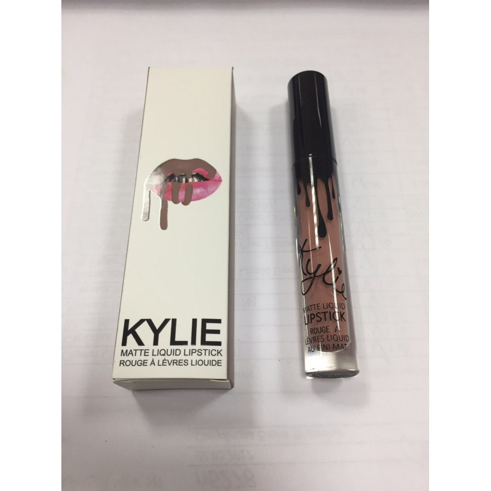 Блеск для губ Kylie Matte Liquid Lipstick 4.5ml Candy 1133