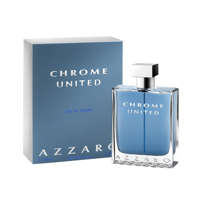 Azzaro Chrome United [5873]
