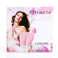 Набор Lancome Miracle 150ml Perfumed Body Lotion + 150ml Bath and Shower Gel [5110]