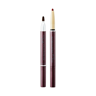 Карандаш для губ SkinFood Black Bean Lip Pencil 01 Dark Red