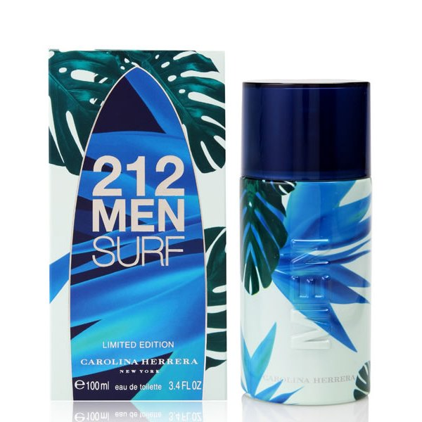 Carolina Herrera 212 Men Surf [5647]
