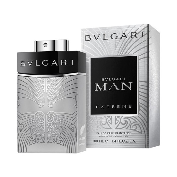 Bvlgari Man Extreme All Black Edition [7195]