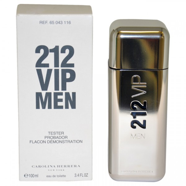 Tester Carolina Herrera 212 VIP men [5632]