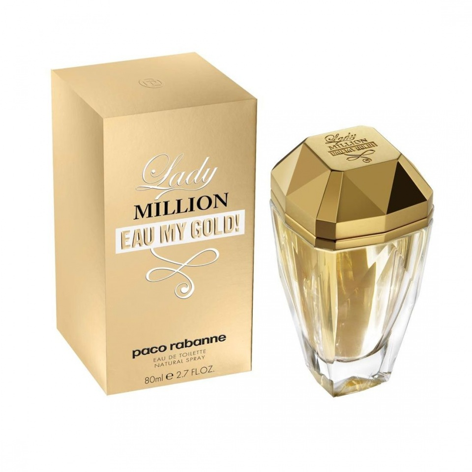 Paco Rabanne Lady Million Eau My Gold [6382]