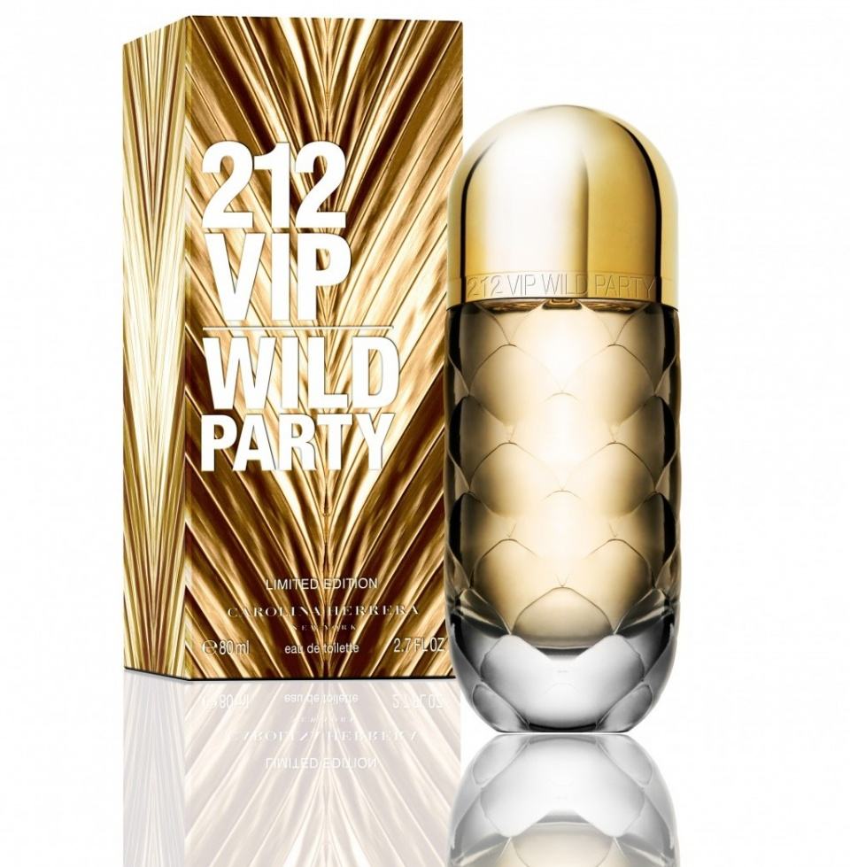Carolina Herrera 212 VIP Wild Party [7076]