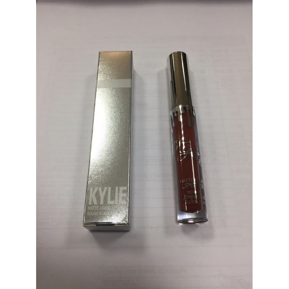 Блеск для губ Kylie Matte Liquid Lipstick 4.5ml Ginger 4956
