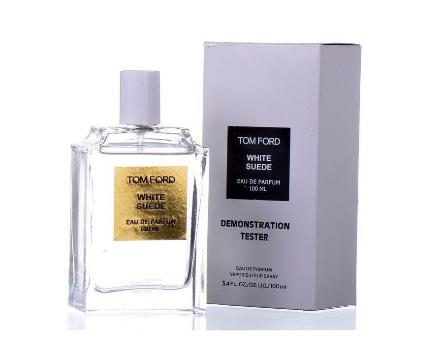 Tester Tom Ford White Suede [5606]