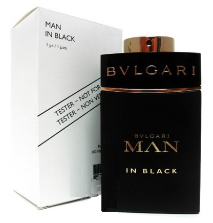 Tester Bvlgari Bvlgari Man In Black [6895]