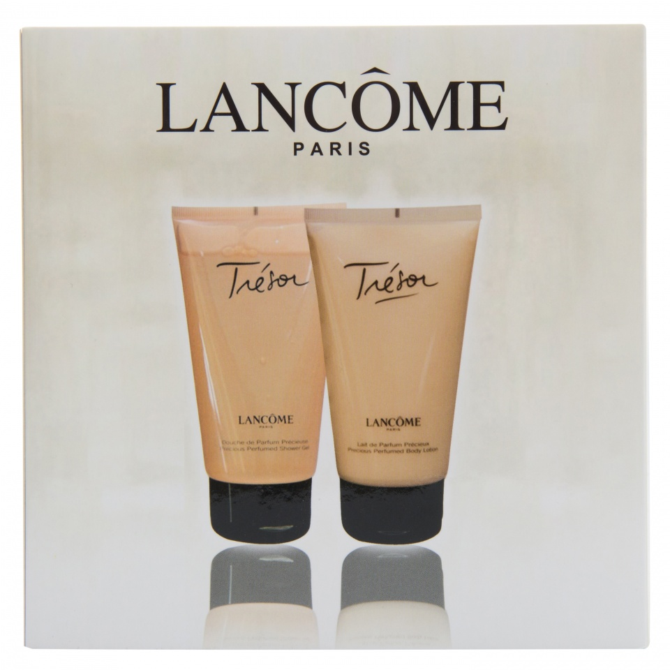 Набор Lancome Tresor 150ml Body Lotion + 150ml Shower [9835]