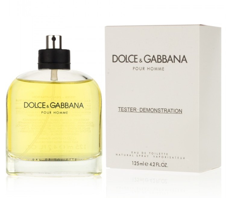Tester Dolce & Gabbana Pour Homme [6506]