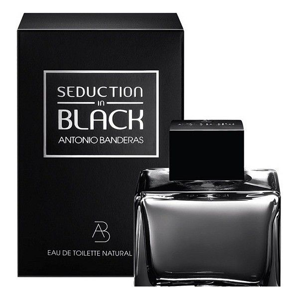 Antonio Banderas Seduction In Black [5863]