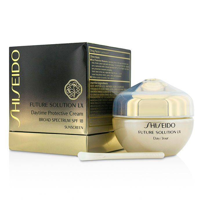 Крем для лица дневной Shiseido Future Solution Lx Daytime Protective Cream [6567]
