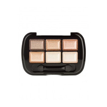 Тени для век Shiseido The Makeup 6-color Eye Shadow 14g 05