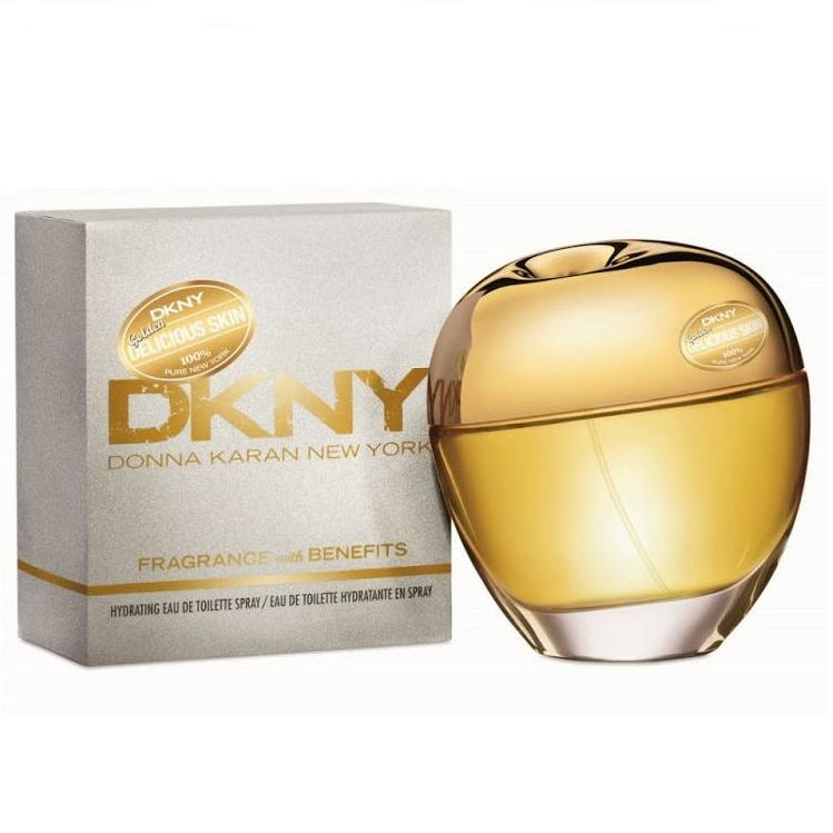 Donna Karan DKNY Golden Delicious Skin Hydrating Eau de Toilette [6063]