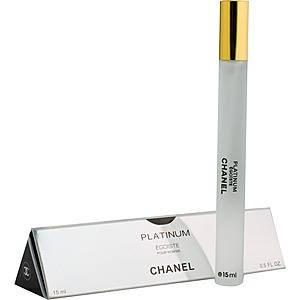 Пробник Chanel Egoiste Platinum 15ml треугольник [2634]